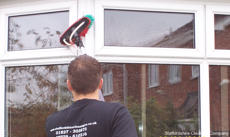 New Photos: Gutter Cleaning - Staffordshire Cleaning Company